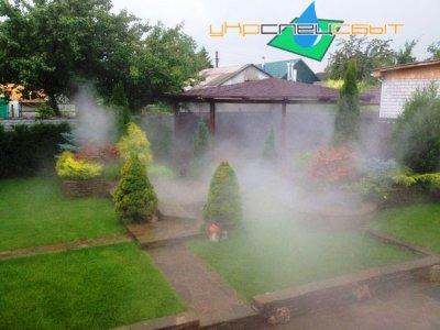 Система туманообразования высокого давления