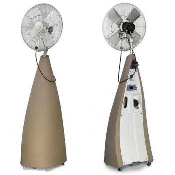Автономний вентилятор туманоутворення IСooler 4 х 0,15mm, Tecnocooling