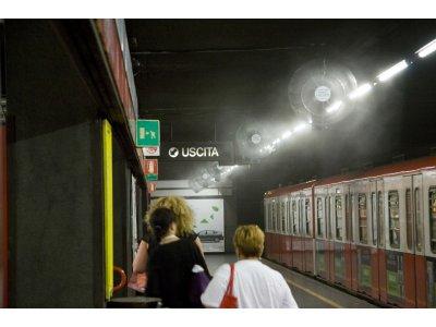 Метрополітени і вокзали