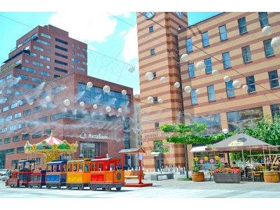 Городские и муниципальные объекты