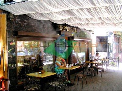 Ресторани кафе, готелі